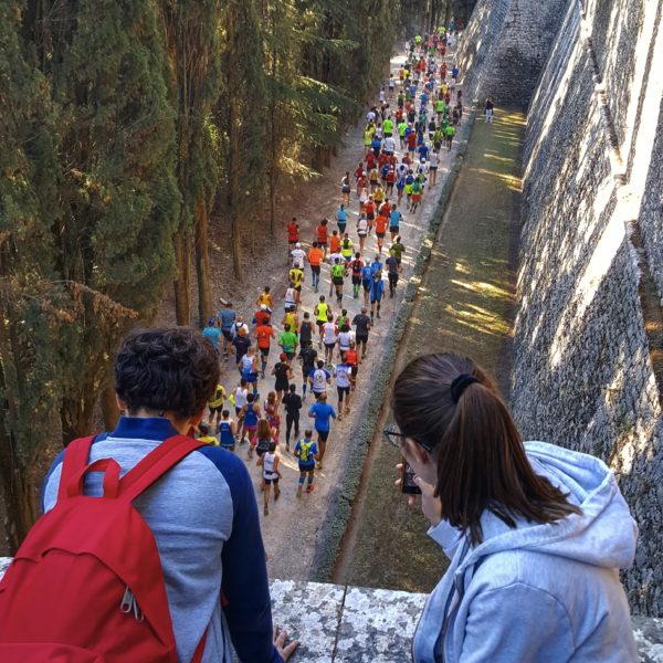Ecomaratona Partenza Castello