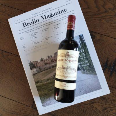 Castello di Brolio e Brolio Magazine